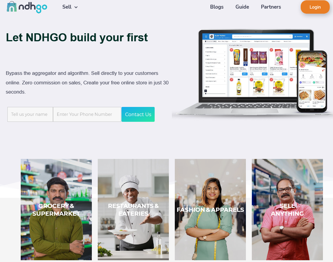 NDHGO launches as a new homegrown platform to take retailers