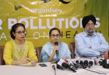 'Clean Air in Punjab Should top Political Manifestos in Forthcoming Elections'