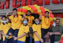 Sri Chaitanya Students Excel in JEE Advanced-2021 Examination