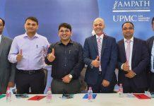 AMPATH launches its Pathology Laboratory in Chandigarh