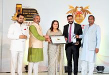 CGC Jhanjeri awarded as North India's Fastest Growing Educational Group