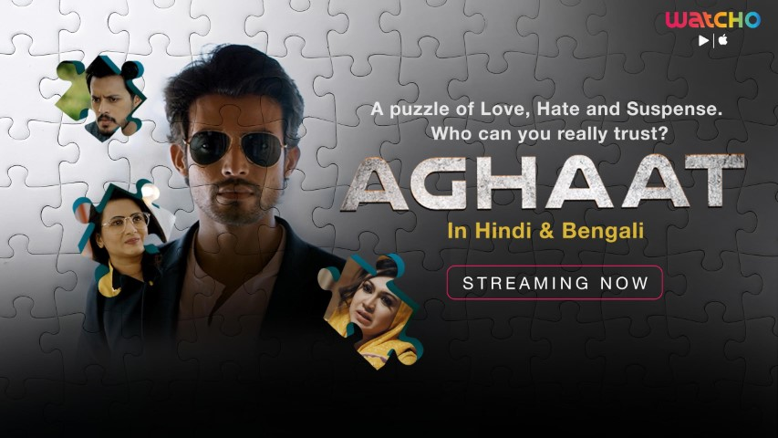Dish TV's WATCHO premieres new thriller series 'Aghaat'