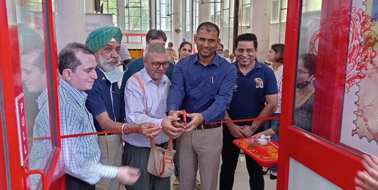 World Post Day celebrated in Chandigarh