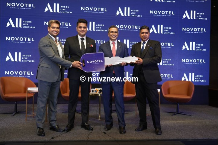 Novotel Chandigarh Marks the Opening of the 21st Novotel in India
