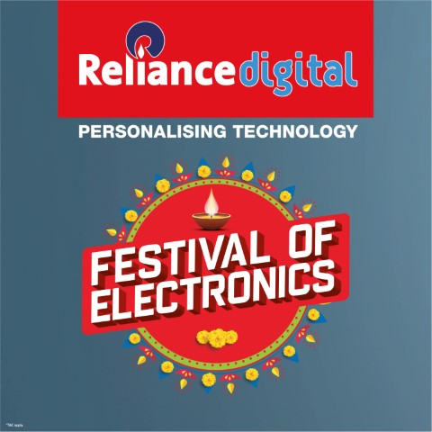 'Festival of Electronics' Sale Is Back at Reliance Digital with a Host of Incredible Offers