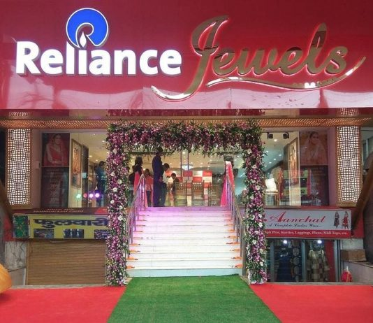 """Reliance Jewels ushers in festivities with """"Kaasyam Collection"""""""