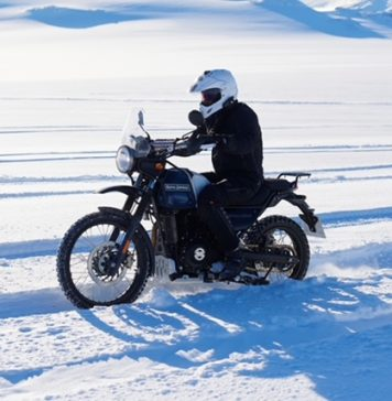 Royal Enfield to Lead a First-of-its-kind Motorcycle Expedition to the South Pole