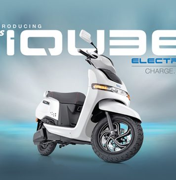 """TVS Motor Company accelerates the expansion plans for """"TVS iQube Electric"""""""
