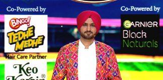 Why did Harbhajan Singh cry on 'Punjabiyan Di Dadagiri'?