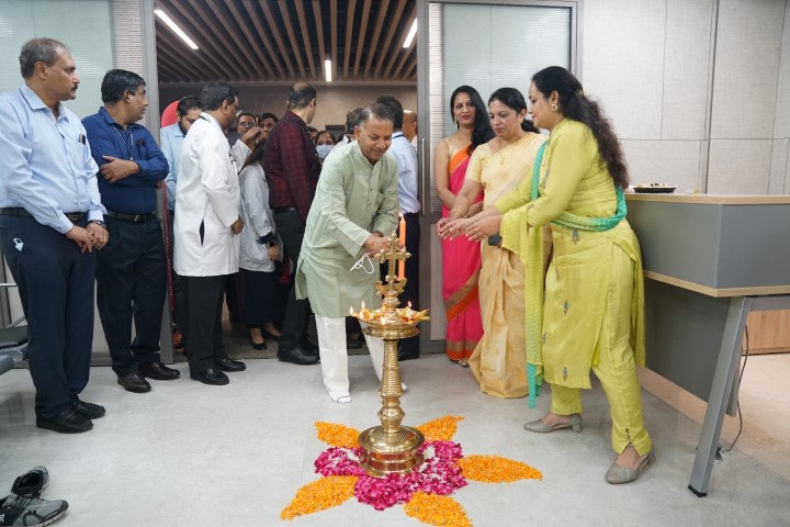 Shri NC Gupta Memorial Non-invasive Cardiology Centre inaugurated at CMC Hospital Ludhiana